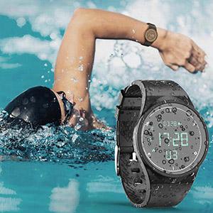 swimming watch