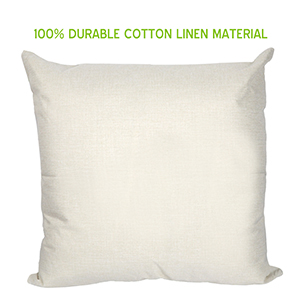 100% durable cotton linen material