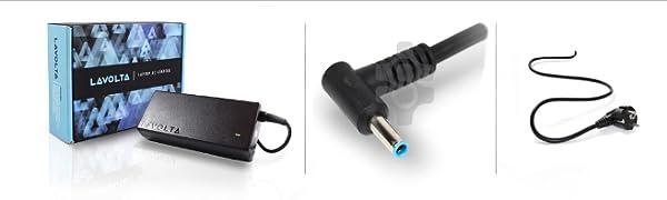 Genuine HP 937532-850 15-ch 15-dw 17t-d AC Adapter PFC 4.5mm 937520-002 TPN-CA09