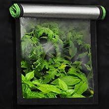 """60""""x60""""x72"""" Indoor Weed Grow Tent Observation Window"""