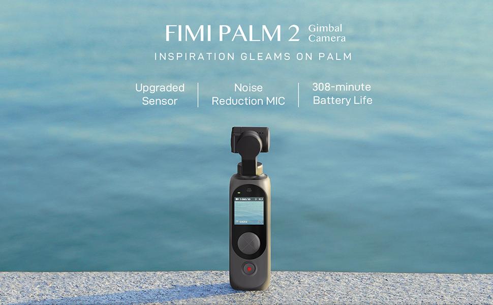 Xiaomi FIMI Palm 2 Gimbal Camera