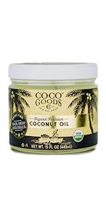 Organic Premium Virgin Coconut Oil