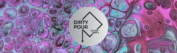 Dirty Pour Fluid Art Supplies