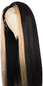 highlight ombre wigs
