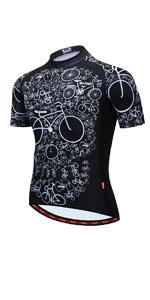 bicycle jersey men