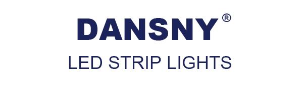 DANSNY LED strip lights logo