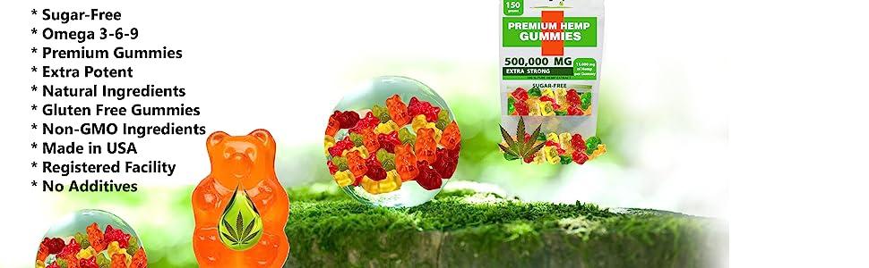 Why do customers choose Healing Drops Gummies