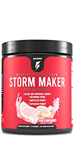 Inno Supps Storm Maker Pre-Workout