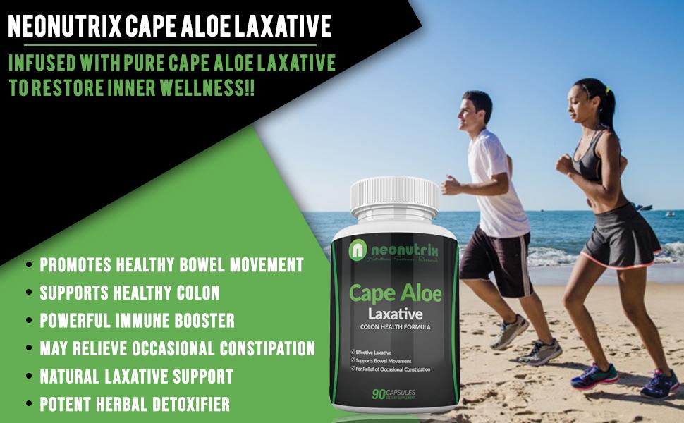 Neonutrix Cape Aloe Laxative