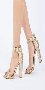 Zapatos De Cuero De Tac/ón Alto para Mujer Zapatos De Cu/ña De Plataforma Zapatos De Vestir De Oficina De Trabajo Zapatos De Fiesta De Boda De Moda Retro Informal Tama/ño