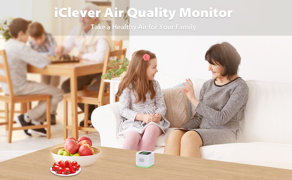 home air detector