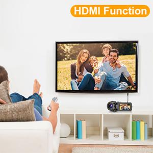 HDMI Function