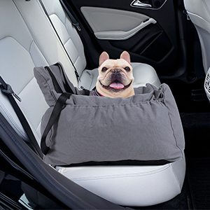 Car Dog Bed Small Dog Car Seat for Small Dogs Dog booster car seat Washable Dog Car Bed Pet car seat