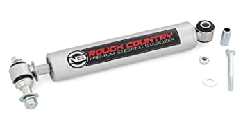 Rough Country 8737130 Steering Stabilizer