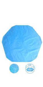 Waterproof pad for this playpen