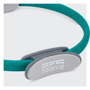 lightweight and portable pilates ring resistance firm build strength light weight grip