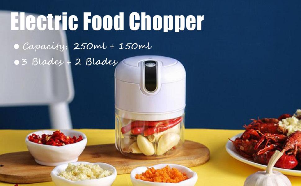 electric mini chopper