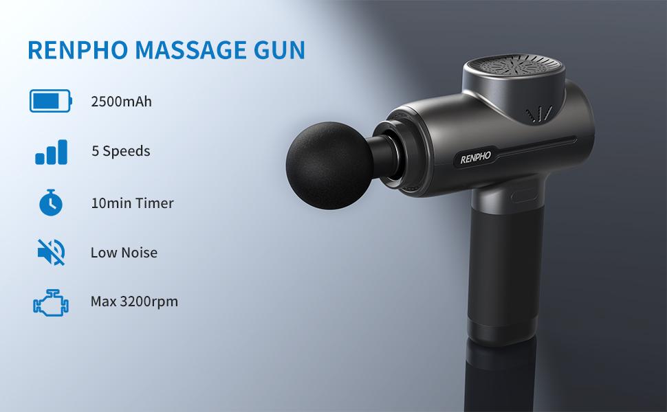massage gun for muscle