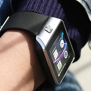 Toyshine DZ09 Bluetooth Smart Watch with Camera
