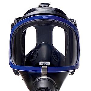 Dräger X-plore 6300 wide angle visor