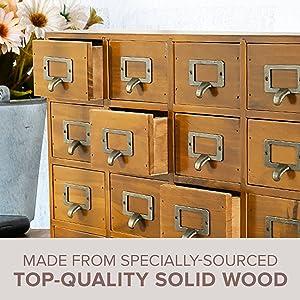 wooden storage box office drawer organizer desktop organizer with drawers apothecary cabinet wooden