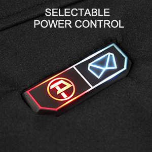 Selectable Power control