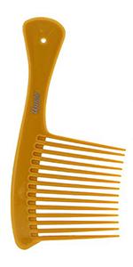 comb hair annie