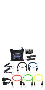 Bodylastics Max Resistance Bands Kit