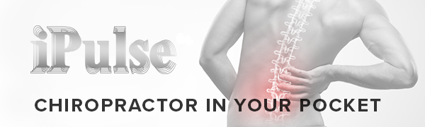 "Company logo ""Chiropractor in you pocket"
