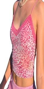 Pink Leopard Camis