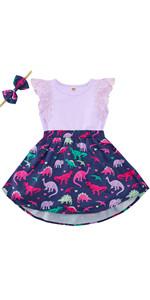 Baby Lace Romper Dress