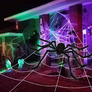 spooky spider decorations