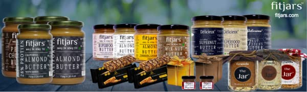 fitjars,nuticious,combo offer,diwali special,dussehra special,combo pack,almond,badam,vegan butter