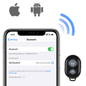 bluetooth blue tooth compatible wireless wirelessly remote control