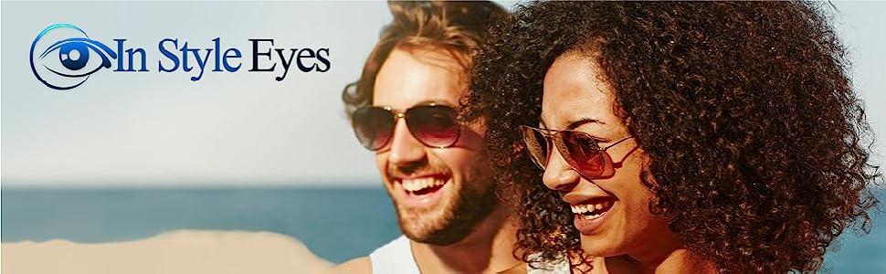 In Style Eyes Reading sunglasses bifocal, polarized and non-polarized, reader sunglasses men women