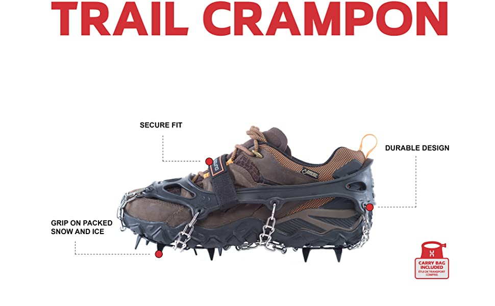 Trail Crampon Product Header