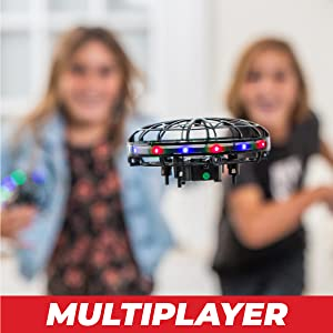 hand drone drone kids scoot hand operated drones drone 8-12 motion sensor cool toddlers play