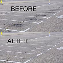 Before After Parking Lot
