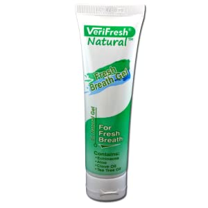 VeriFresh Natural Fresh Breath Gel