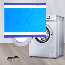 machine washed