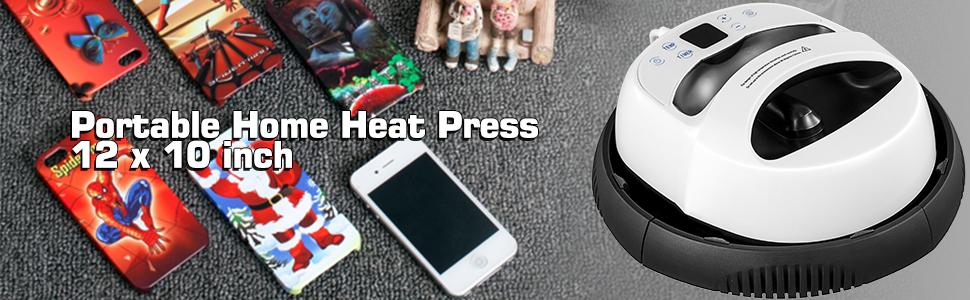 12x12 heat press machine