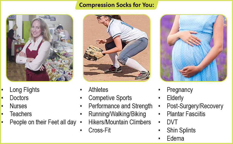 COMPRESSION SOCKS FOR YOU
