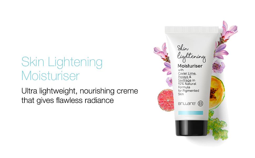 Brillare Skin Lightening Moisturiser