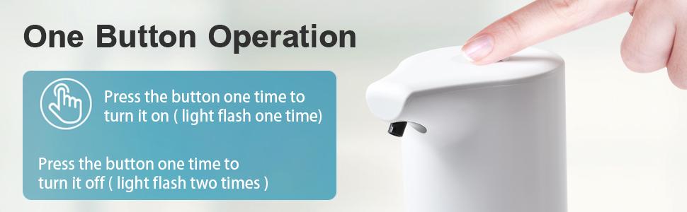 automatic sensor touchless dispenser machine alcohol sanitizer disinfectant liquid dispensers home