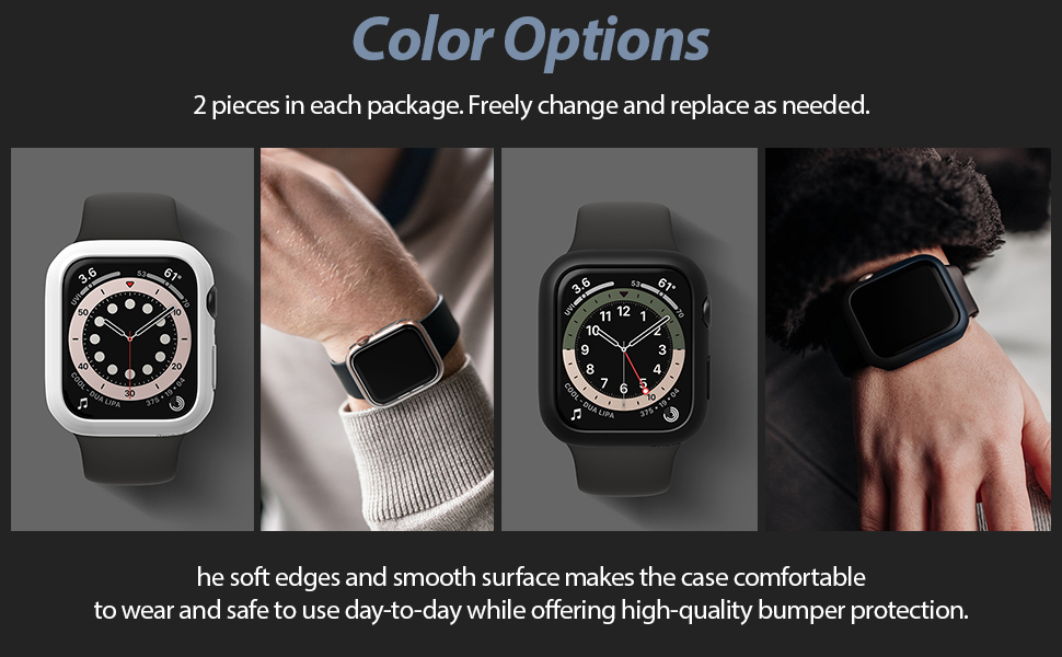 apple watch 44mm case back cover
