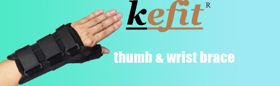 thumb & wrist brace