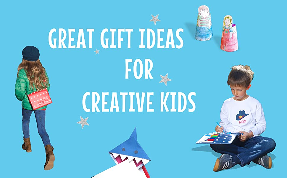 Gifts for girls and boys birthday easter Christmas