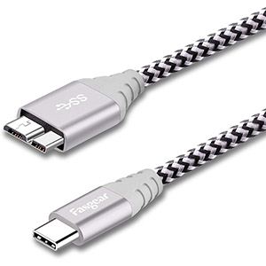 hard drive cable usb c to micro b cable