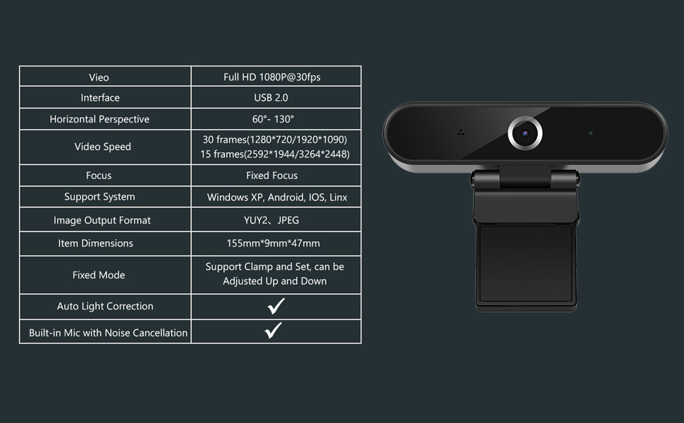 webcam taotuo