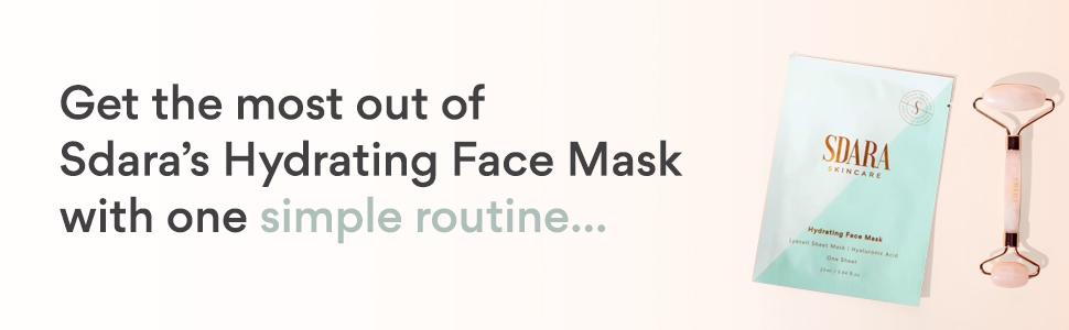 Hydrating Sheet Masks